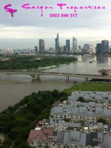 Saigon Pearl apartment for rent, beautiful river view 2