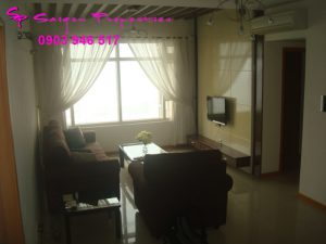 Saigon Pearl apartment for rent, beautiful river view 6