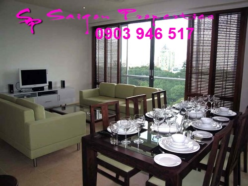 Avalon Apartment For Rent In District 1 Hcmc Living Room