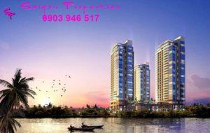 Romantic Xi riverside apartment