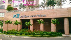 Xi Riverside Palace apartment