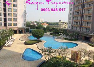 Xi apartment- swimming pool