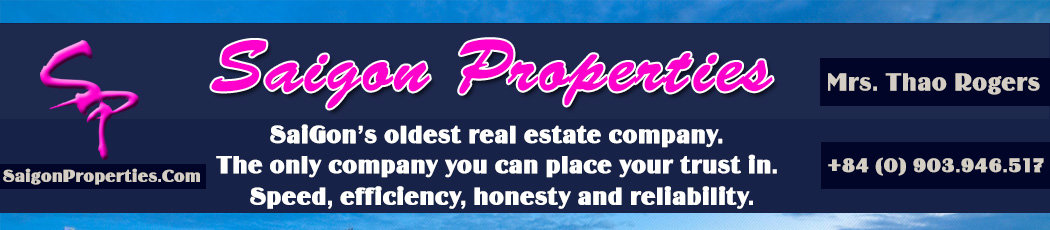 Saigon Properties Logo