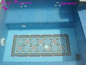 VILLA FOR RENT IN SAIGON - GREEN SPACE FOR peaceful life - moroccan tiles